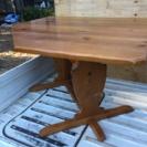 五角形テーブル