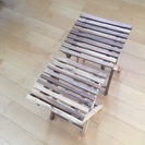 IKEA イケア 折りたたみミニテーブル 2個組