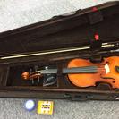 初心者にぴったりなバイオリン 4/4サイズ
