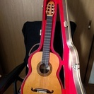 井田 英夫のギター(中古)です。