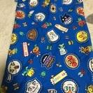 子ども用エプロンとアンパンマン柄の巾着 - 子供用品