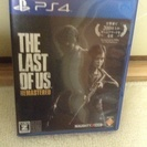 THE LAST OF US!!プレステ4ソフト