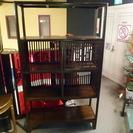 J-003  アジアン家具 飾り棚