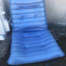 レザー調大きめ座椅子