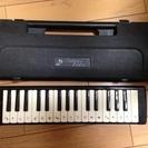 鍵盤ハーモニカ(ピアニカ)中古 黒 1