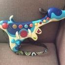 (取引中)b toys woofer 犬のギター