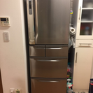 TOSHIBA363L冷蔵庫