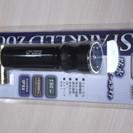 新品 防水 LEDズームライト LED-Y207ZK