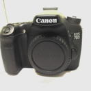 【WiFi一眼レフ】Canon EOS 70D ボディ