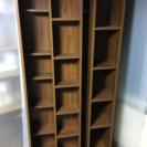 LC010678 スライド本棚