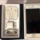 [ au ] iphone6s 32GB ゴールド!値下げしました...