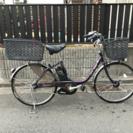 美品 パナソニック 電動自転車