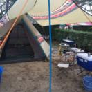 テント、タープセット