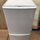 Panasonic 138L 2ドア冷凍冷蔵庫 2010年製