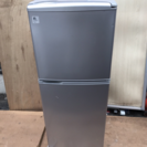 SANYO 137L 2ドア冷凍冷蔵庫 2008年製