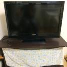 TOSHIBA REGZA 32型 テレビ&テレビ台セット