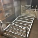 LC010535 シングルパイプベッド