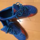 サッカースパイク(adidas)