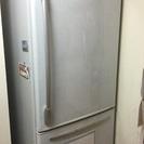 冷蔵庫【本日中】2001年401リットル三菱製