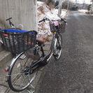 ビビチャージ電動アシスト自転車BE-EKD632
