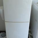 無印良品 一人用冷蔵庫 M-R14B 48cm×60×120cm