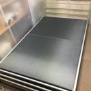 LC010562 セミダブルパイプベッド