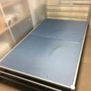 LC010563 セミダブルパイプベッド