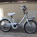子供用自転車【16インチ】人気のbikke(ビッケ)ブルーグレー