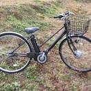 電動自転車、メンテナンス済みです!