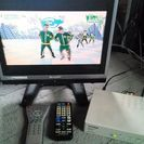 アナログ液晶テレビと地デジチューナーその1