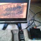 アナログ液晶テレビと地デジチューナーその2