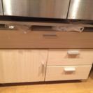 流し台の下におけるキッチン道具?収納庫
