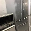TOSHIBAノンフロン冷凍冷蔵庫 6ドア 2009年制 中古