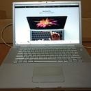 完売 Macbook Pro MA896J/A 15インチモデル ...