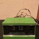 昭和レトロな時計
