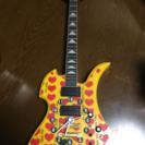 hide 時計 ギター