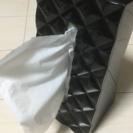 【美品】ティッシュボックスホルダー タテ型