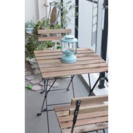 IKEA ガーデンテーブル、チェアーセット