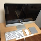 【美品】iMac MC309J/A & Trackpad MC38...