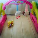 Hello Kitty 🎀ハローキティ💟へんしんジム&ウォーカー ...