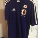 【サッカー日本代表ユニフォーム】サイズL? 代表応援にいかがでしょうか?