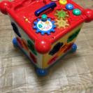 [中古]知育玩具 2パーツ紛失