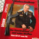 AK47カラシニコフガイドブック(ドイツ語)