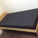 (検討中)シングルベッドです