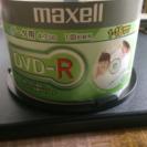 交渉中:  maxell DVD-R  15枚   無料で差し上げます