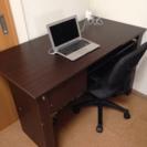 机・デスク、椅子セット