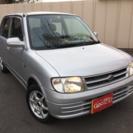 🌟特価13万円‼️🌟車検長い‼️🌟希少ミラ4WD‼️🌟5速マニュアル🌟
