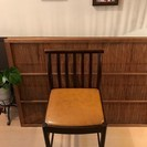 アンティーク椅子 1点のみ。