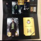 EXILE 音楽ギフトカード