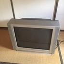 SHARP ブラウン管テレビ